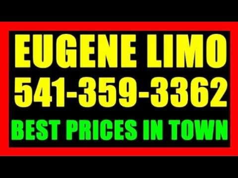 Eugene Limo | Call 541-359-3362 For a Limo in Eugene Or