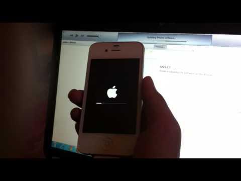 طريقة تحديث الايفون الى ios7 بدون حساب مطورين How To Install iOS 7 Beta without Developer