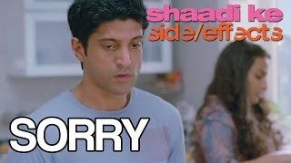 download lagu Shaadi Ke Side Effects - Sorry Dialogue Promo gratis