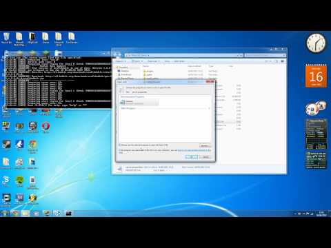 Setting up a CraftBukkit Server!  (2 Methods) [HD*]