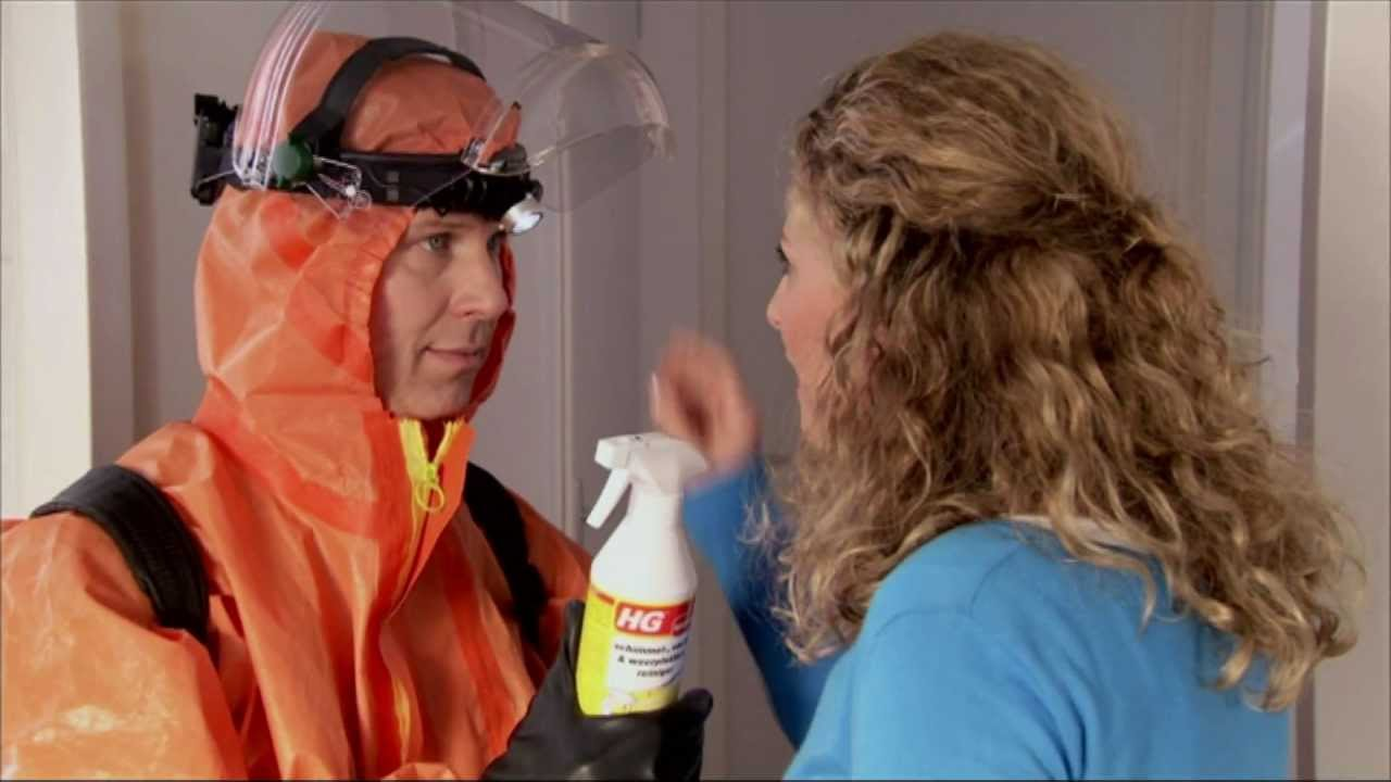 New hg mould spray tv advert youtube for H g bathroom mould spray