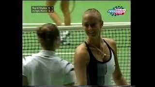 Mary Pierce/Martina Hingis vs Lisa Raymond/Rennae Stubbs Australian Open Doubles Final 2000