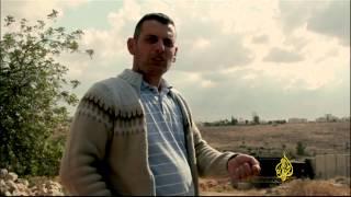 جدار الفصل الإسرائيلي العنصري