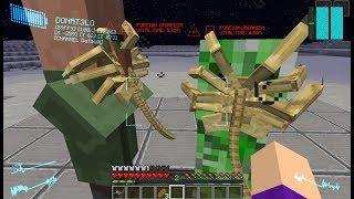 Minecraft: TODAS INFECÇÕES DE ALIENS VS PREDADOR!! ‹ DONAT3LO ›