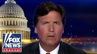 Tucker: The left calls the border wall immoral