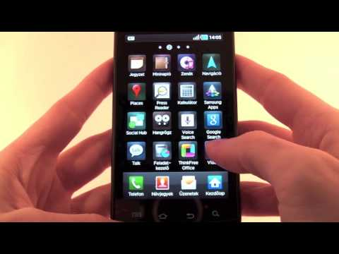 Samsung Galaxy S Armani hands-on