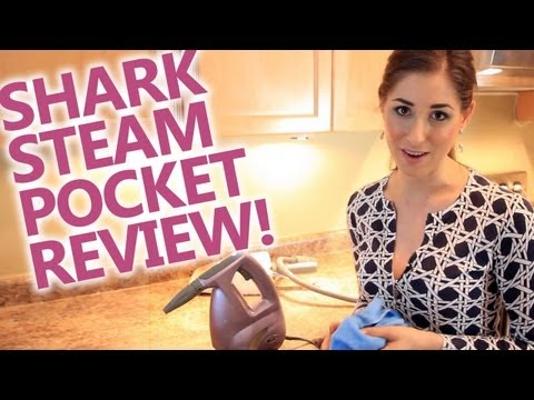 Shark Steam Pocket Review! Do Steam Cleaners Work?