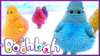 💙💛💜 Boohbah   Feathers   Episode 62   Funny Cartoons For Kids   Animation 💙💛💜