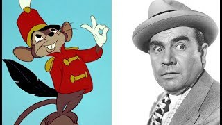 Dumbo (1941) Voice Actors Cast and Characters