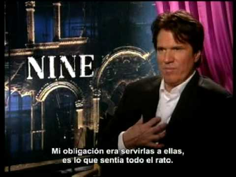 ENTREVISTA CON ROB MARSHALL - NINE