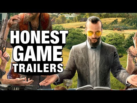 FAR CRY 5 (Honest Game Trailers)