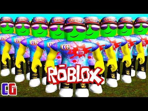 СОЗДАЛ АРМИЮ КЛОНОВ Cool GAMES в РОБЛОКС! Фабрика клонов кул геймс в игре Roblox Clone Tycoon