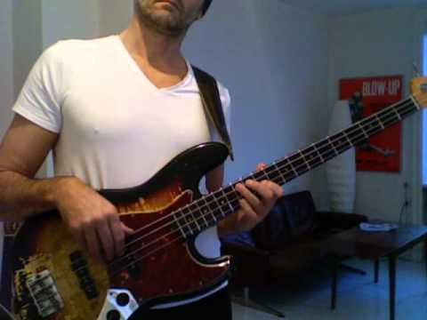 L284 A Major bass lick