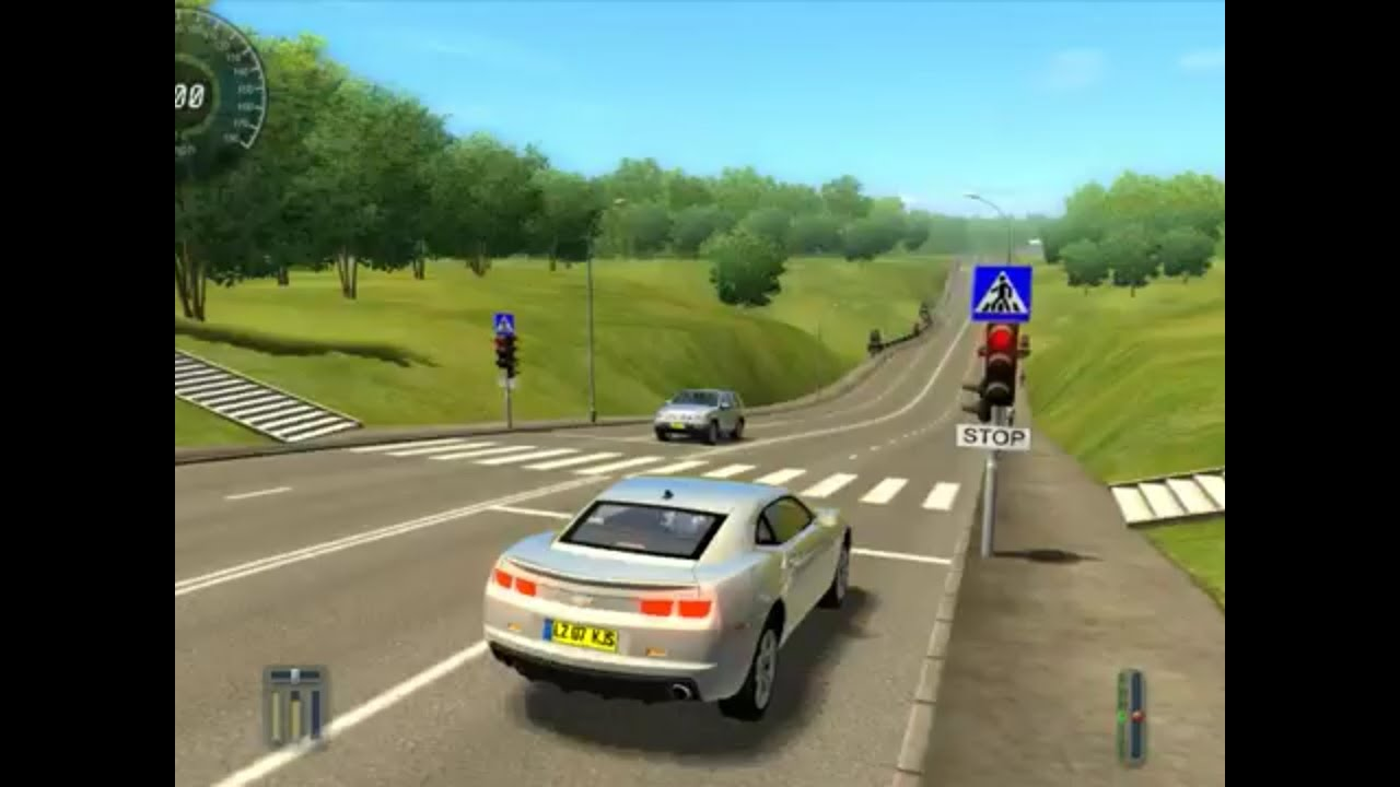 City Car Driving Gameplay