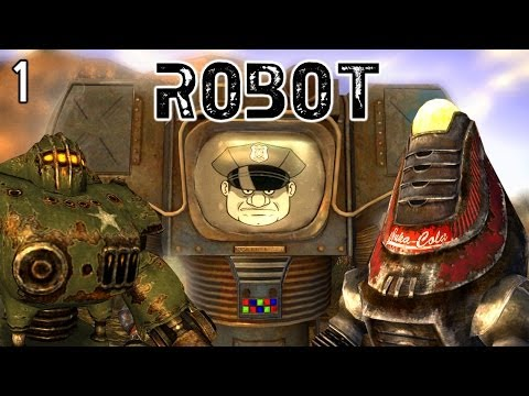 Fallout New Vegas Mods: Robot! - Part 1
