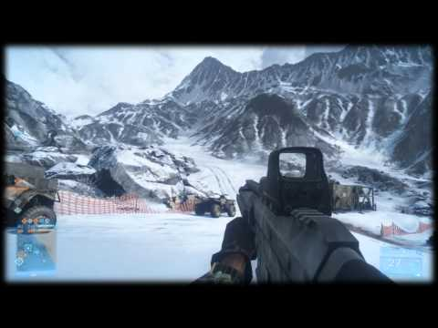 Dlc Armored Kill Mapa Alborz Mountains