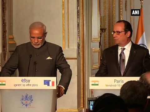 Looking forward to India becoming permanent member of UN Security Council': Francois Hollande