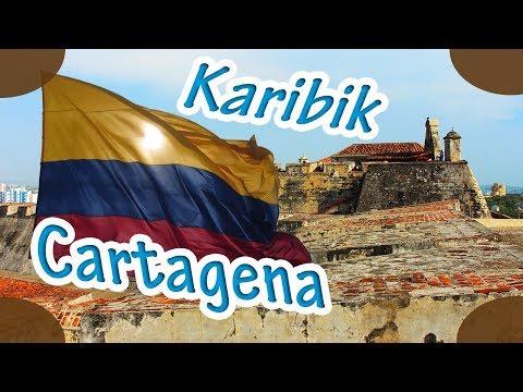 Travelling Brothers Teil 8 – Piratenstadt, Dosenbier und Polen-Markt: Wir in Cartagena, Kolumbien