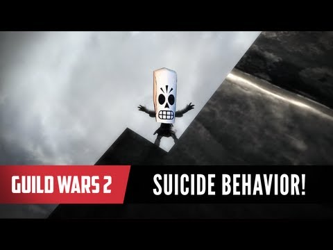 0 Guild Wars 2   Suicide Behavior