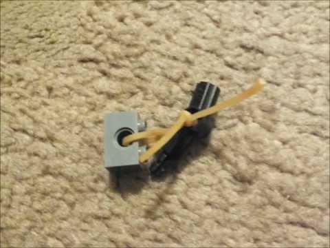to Make a Lego Pistol/gun