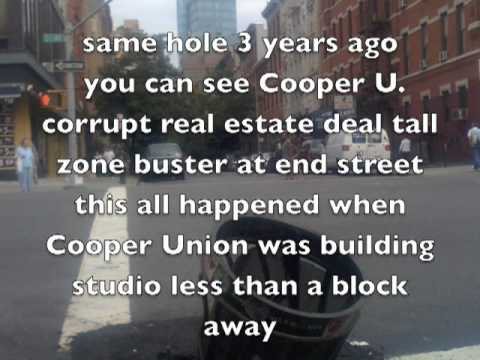 0 Mayor Bloomberg Streets of NY Part 5 2nd Ave. 7th St. 5 yrs. hell