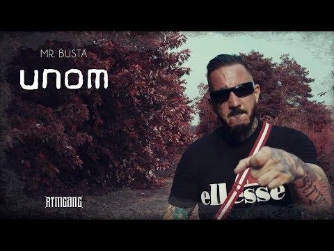 Mr.Busta - Unom  ( #streetvideo 3 )