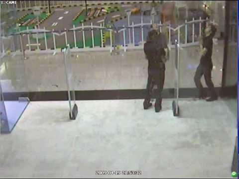 Bahrain City Centre Mall Accident - حادث سيتي سنتر