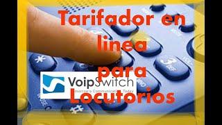 ☎️TARIFADOR TELEFONICO VOIPSWITCH, 👨🏫 TUTORIAL de como configurar un tarifador para tu locutorio.