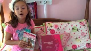New American Girl BeForever books & dolls