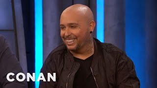 "Francis Capra's Least Authentic Line From ""Veronica Mars"" - CONAN on TBS"