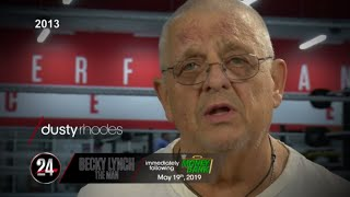 Becky Lynch recalls Dusty Rhodes' confidence in her (WWE 24 Extra)