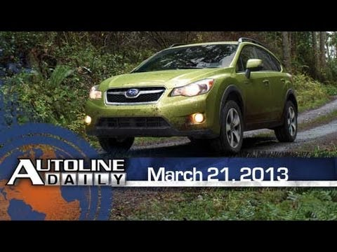 Subaru's First Production Hybrid - Episode 1096