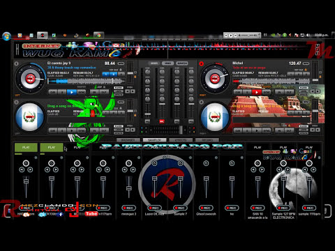 #1 TRUCOS O TIPS PARA MEZCLAR EN VIRTUAL DJ PRO 7 TUTORIAL 2012