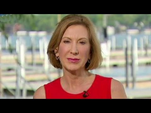 Carly Fiorina's new fight to be included in top GOP debate