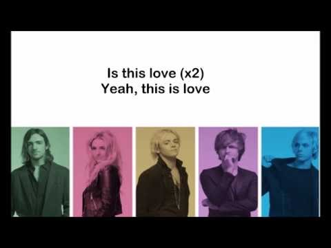 R5 - I Cant Say Im In Love