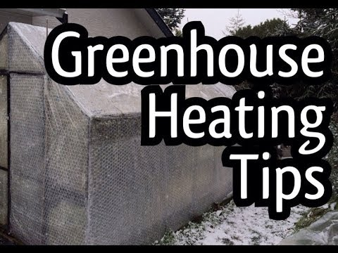 My Tips And Tricks To Heat A Greenhouse Come Winter