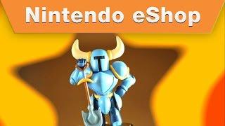 Shovel Knight – amiibo Reveal Trailer