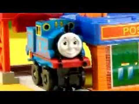 Thomas Post Office Loader and Thomas & Percy Megasketcher