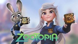 Zootopia HUMAN VERSION!!!