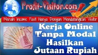 Download lagu Kerja/bisnis Online Tanpa Modal Hasilkan Jutaan Rupiah gratis