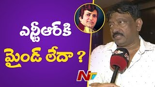 Ram Gopal Varma Face to Face over Controversies around Lakshmi's NTR Movie | NTV