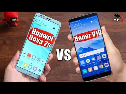 Huawei Nova 2S vs Honor V10: Which One You Should Buy?