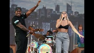 Rudimental ft. Anne-Marie - Waiting All Night LIVE at T in the Park Festival