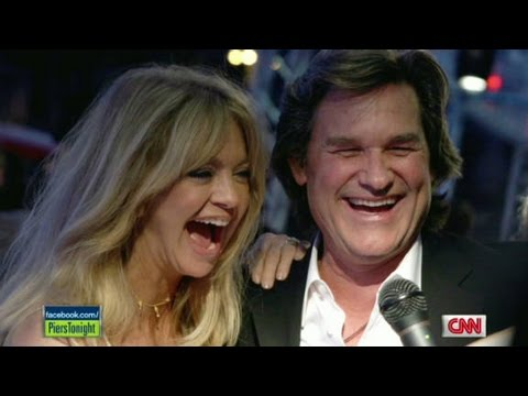 CNN's Piers Morgan talks to Goldie Hawn about the love of her life Kurt ...