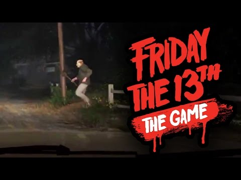 FRIDAY THE 13th - PERDIENDO EL CONTROL - VIERNES 13 GAMEPLAY ESPAÑOL