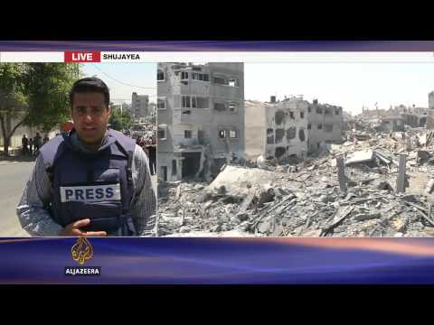 Israeli military announces end to Gaza truce