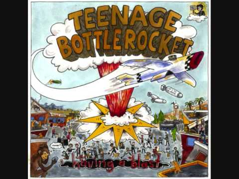teenage bottlerocket having a blast green day cover Video