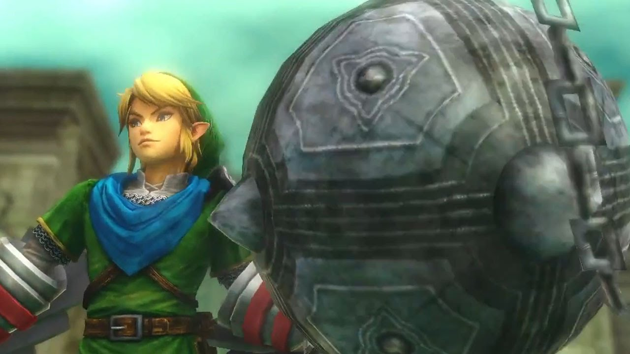 Hyrule Warriors Gauntlet Hyrule Warriors Gameplay