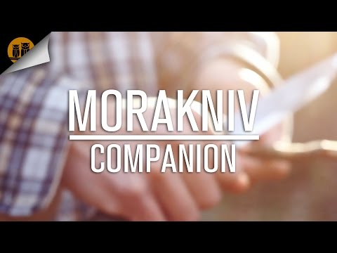 Mora Companion MG Knife Review