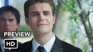 "The Vampire Diaries 8x15 Inside ""We're Planning a June Wedding"" (HD) Season 8 Episode 15 Inside"